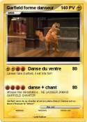 Garfield forme