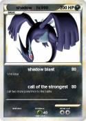 shadow lv.999