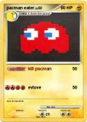 pacman eater