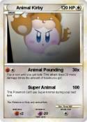 Animal Kirby