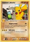 madness pikachu