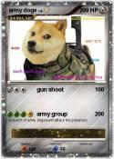 army doge