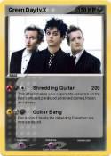 Green Day lv.X