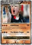 Football Finger