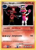 Foxy y Mangle