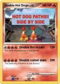 Double Hot Dogs