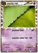 psychic leaf