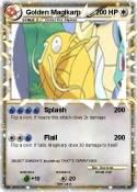 Golden Magikarp