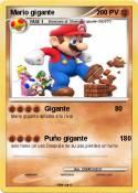 Mario gigante