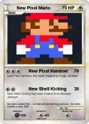 New Pixel Mario