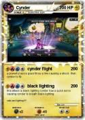 Cynder