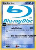 Blue-Ray disc