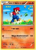 Vote if Mario