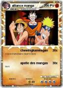 alliance manga