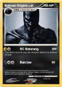 Batman Origins