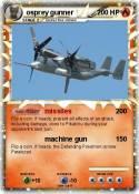 osprey gunner