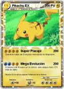 Pikachu EX