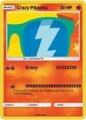 Crazy Pikachu
