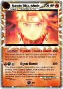 Naruto Bijuu