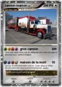 camion maison