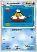 spongebob (sort