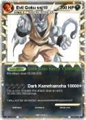Evil Goku ssj10
