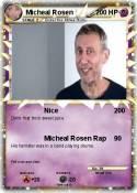 Micheal Rosen