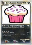 Dark Cupcake