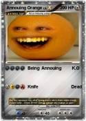 Annouing Orange