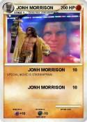 JONH MORRISON