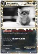 Innocent kat