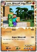 Love Minecraft