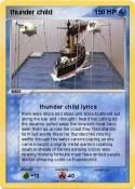 thunder child