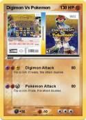 Digimon Vs