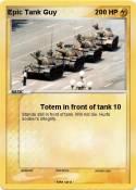 Epic Tank Guy