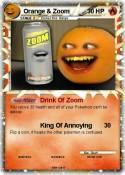 Orange & Zoom