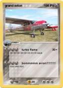 grand avion
