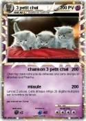 3 petit chat