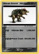Ultimate Bowser
