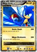 Mega Sonic