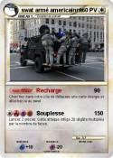swat armé