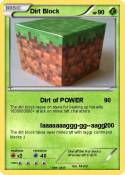 Dirt Block