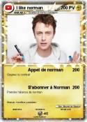 I like norman