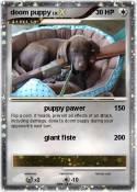 doom puppy