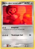 Mario raton