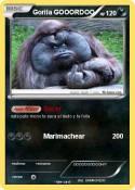 Gorila GOOORDOO