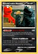 Elmo&Cookie