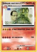 Hollande vaut