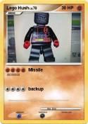 Lego Hush