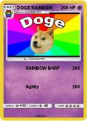 DOGE RAINBOW